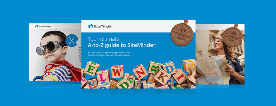 learn about SiteMinder