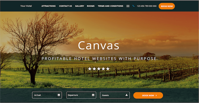 SiteMinder launches Canvas
