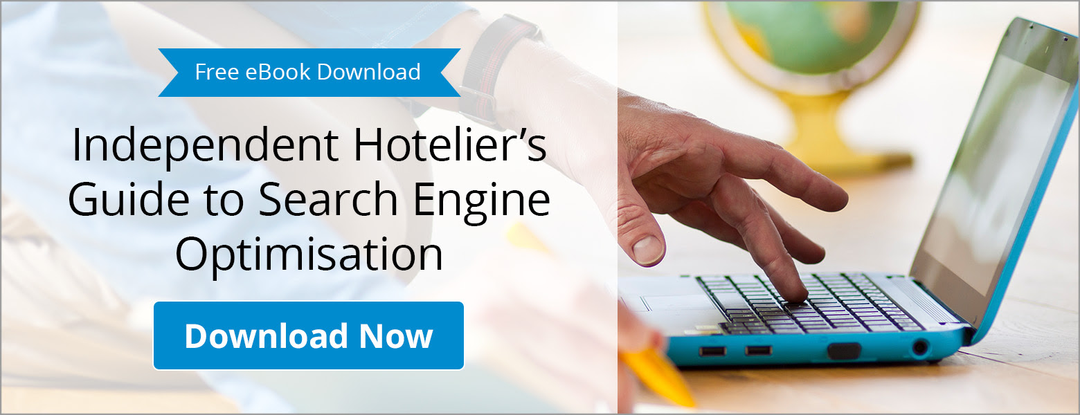The independent hotel's guide to search engine optimisation