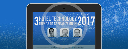 FREE on-demand video: 3 hotel technology trends to capitalize on in 2017
