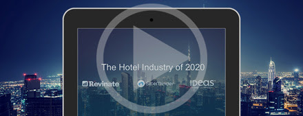 Free on-demand video: What to expect from the hotel industry of 2020