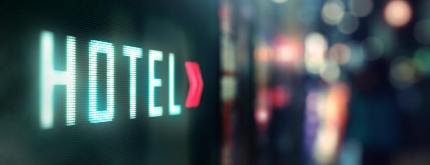 hotel industry 2020