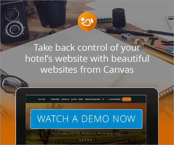 Hotel Website Control