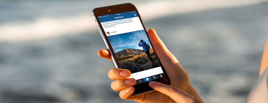 Hotel marketing tips: hotel Instagram