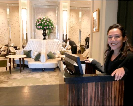 The Langham Hotel Instagram
