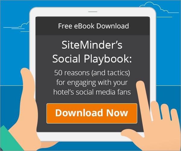 Social Media - Hotels
