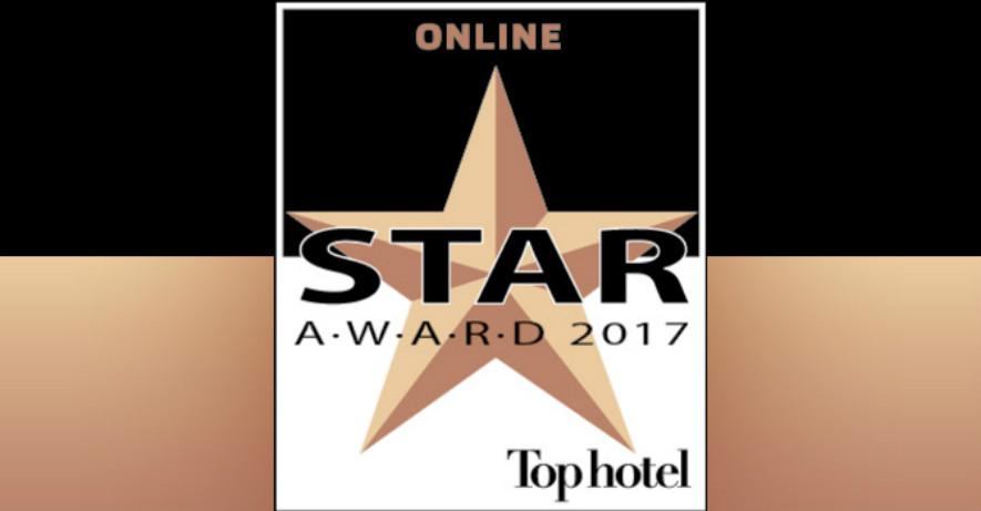 Top hotel Star Award 2017