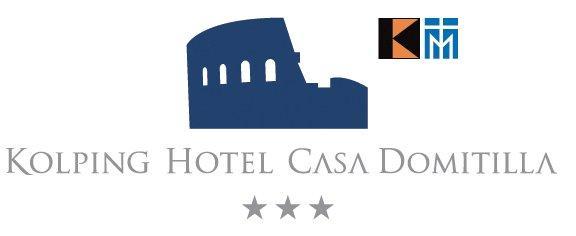 Logo Kolping Hotel Casa Domitilla
