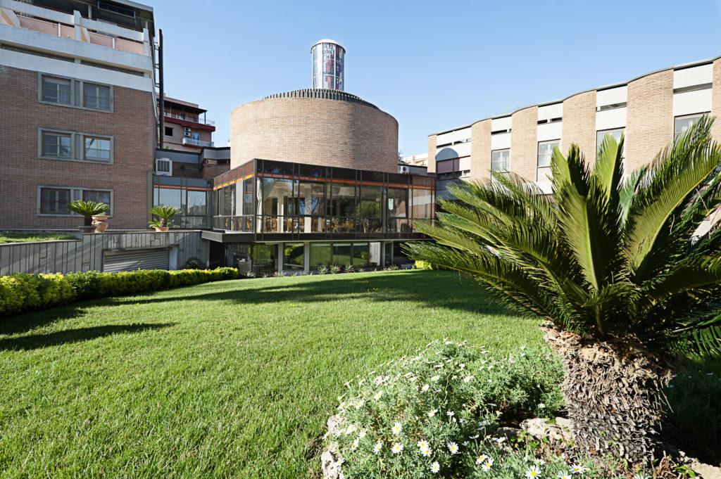 Kolping Hotel Casa Domitilla Garden