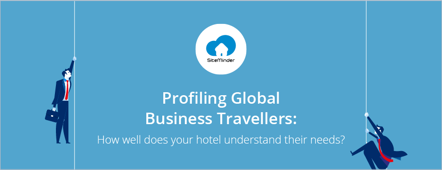 Free infographic profiles business travellers around the world