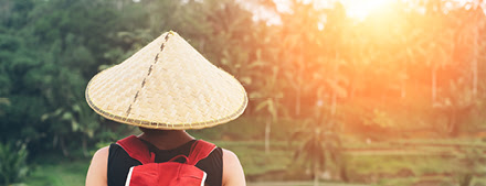 Traveller in South East Asia