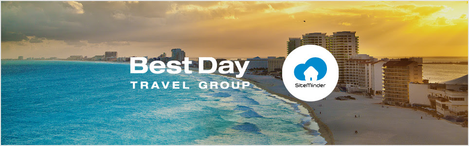 Best Day Travel Group signs with SiteMinder