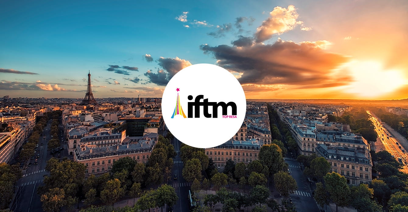 IFTM Top Resa Paris - Event banner