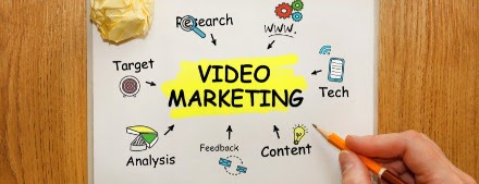 Video marketing in the hotel industry