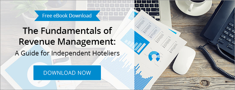 Fundamentals of revenue management for hotels