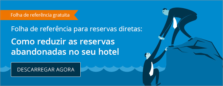 Folha de referência para reservas diretas: Como reduzir as reservas abandonadas no seu hotel