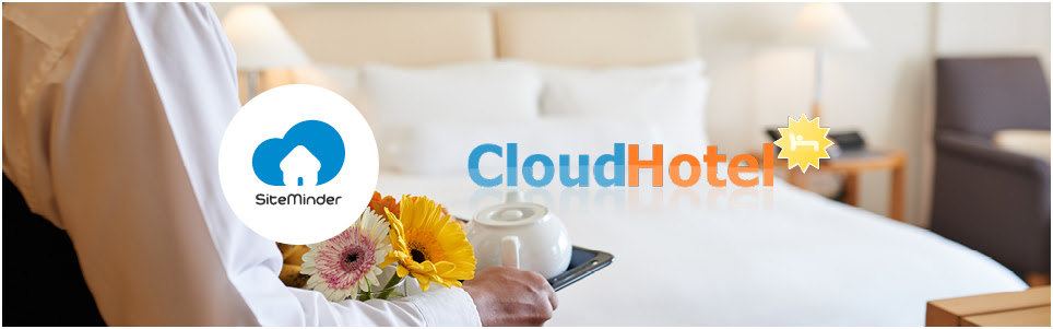 Cloud-hotel partners with SiteMinder