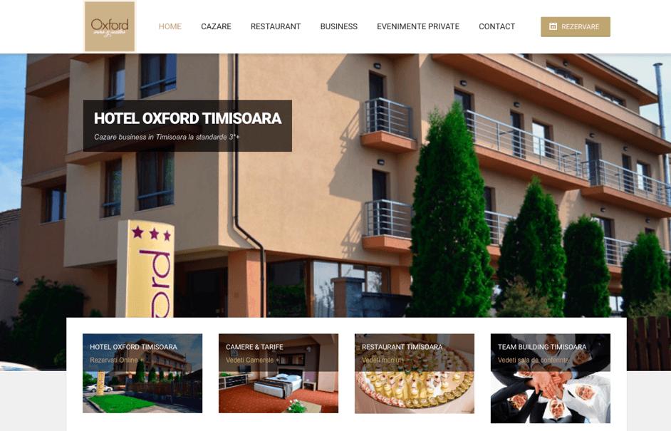 Hotel Oxford Timisoara