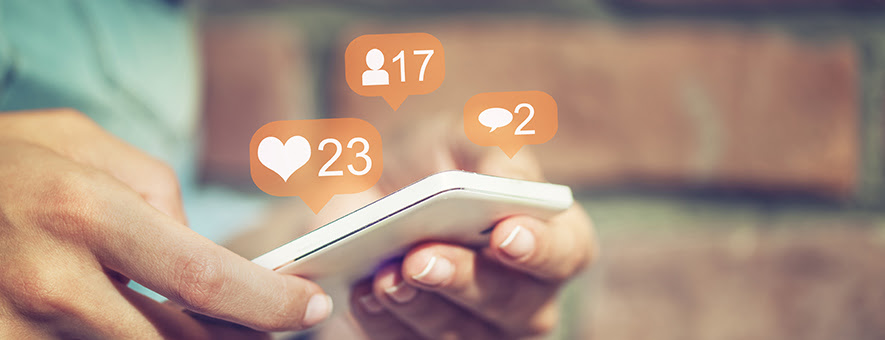 The most popular social media channels for hotels