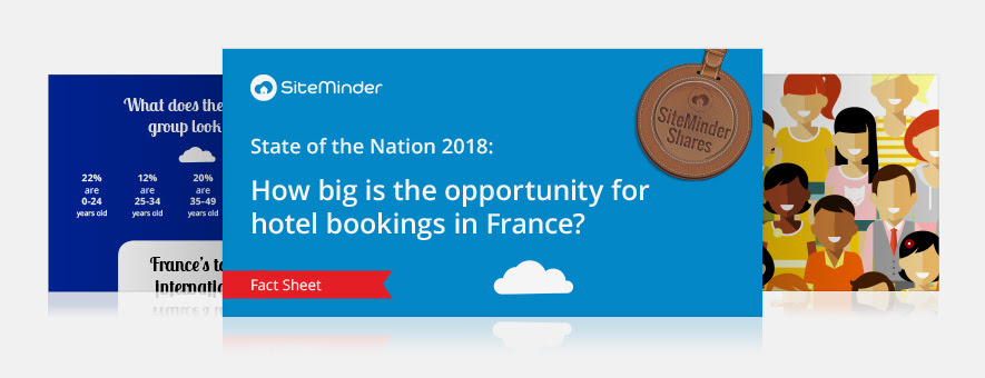 State of the Nation 2018: How big is the opportunity for hotel bookings in France?