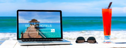 A hotel reservations system can help get your rooms booked online faster.