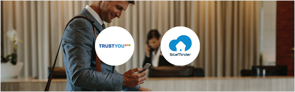 TrustYou partners with SiteMinder