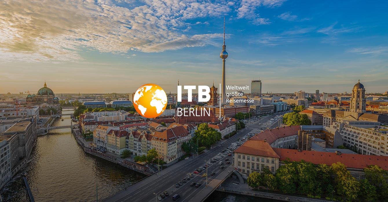 SiteMinder ist auch in diesem Jahr wieder auf der ITB Berlin vertreten.