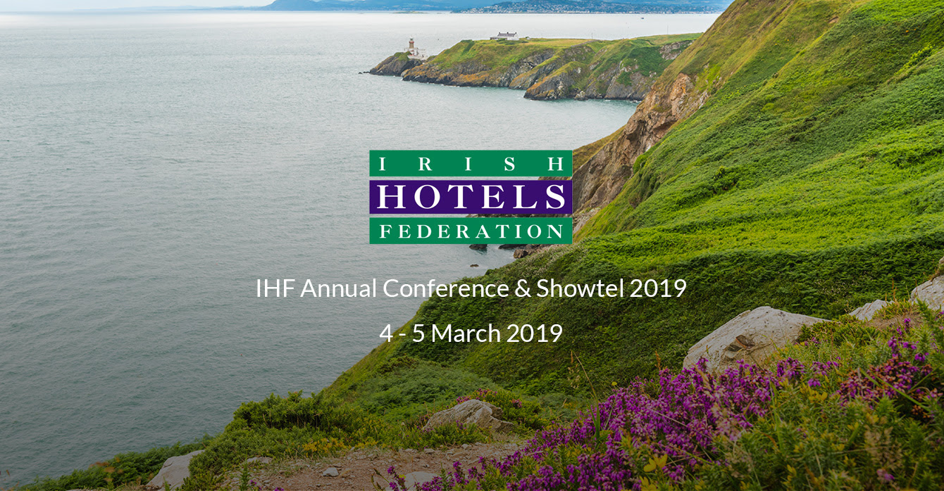 IHF Irish Hotels Federation Conference and Showtel 2019 - SiteMinder