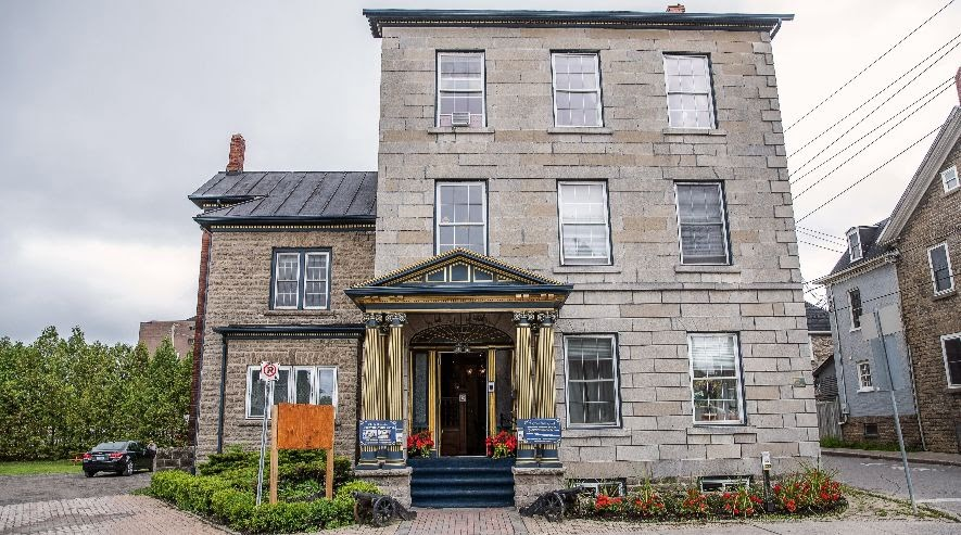 The Noble Suites is a beautiful hidden retreat in the heart of Brockville, Ontario