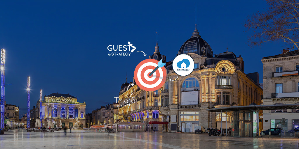 SiteMinder, Thais-Soft et Guest & Strategy présentent le Tourism Travel Talk de Montpellier : stratégie webmarketing et visibilité online