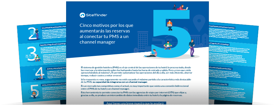conectar PMS channel manager