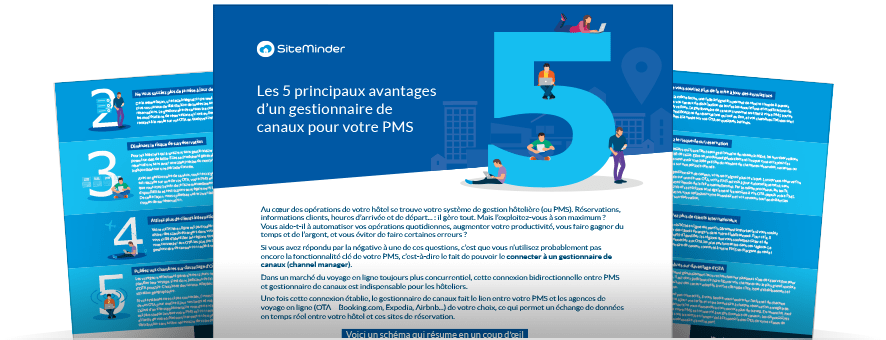 gestionnaire canaux PMS