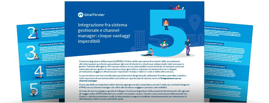 Integrazione fra sistema gestionale e channel manager