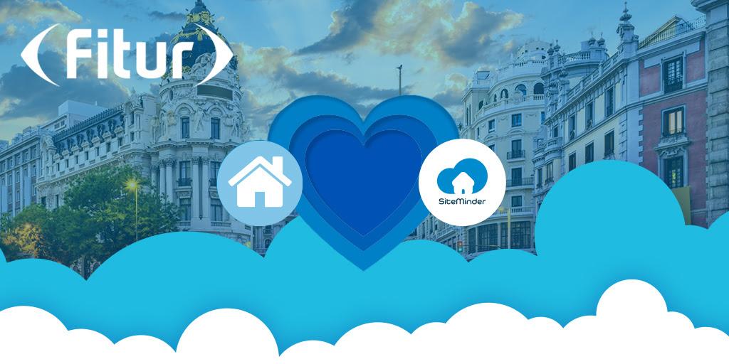 SiteMinder FITUR Madrid 2020