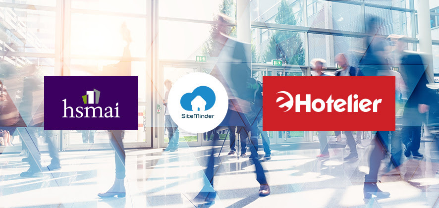 HSMAI, SiteMinder and eHotelier